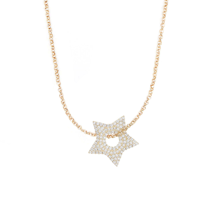 Crazy in Love | Star Necklace