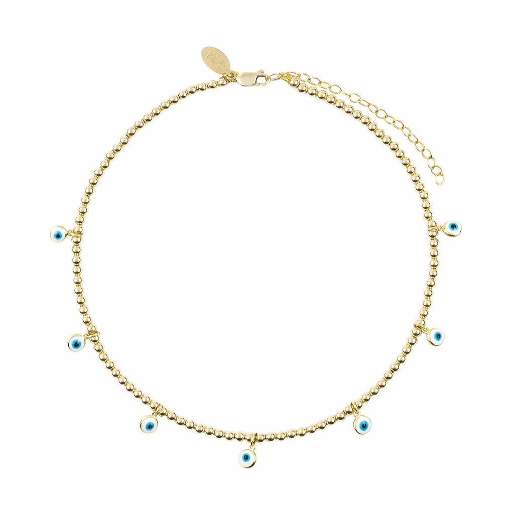 Eye Candy | Charm Choker