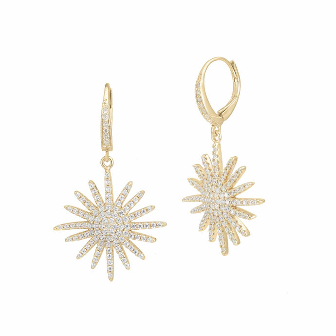 Starburst | Drop Earrings