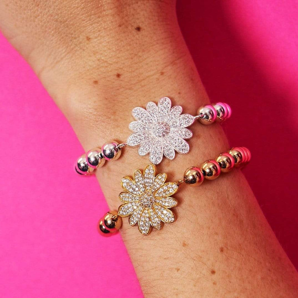 In Full Bloom | Charm Bracelet