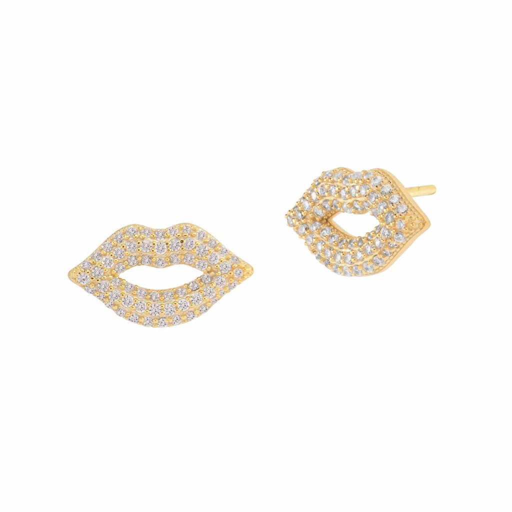 Pucker Up | Earrings