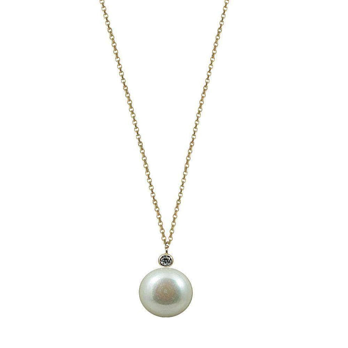 Modern Pearls | Necklace