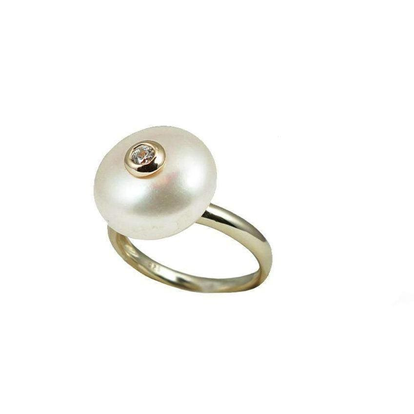 Modern Pearls | Ring