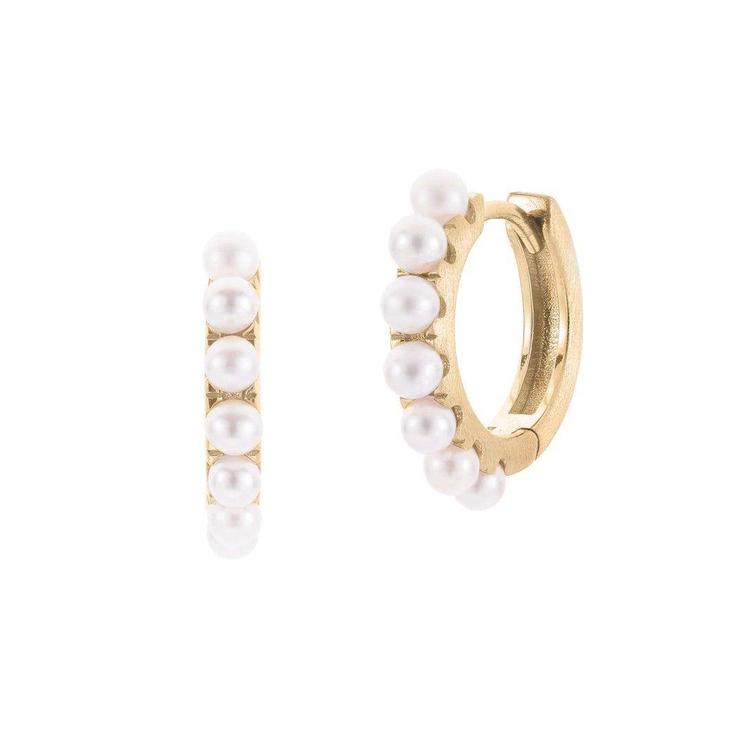 Luxe | Huggie Hoop Earrings