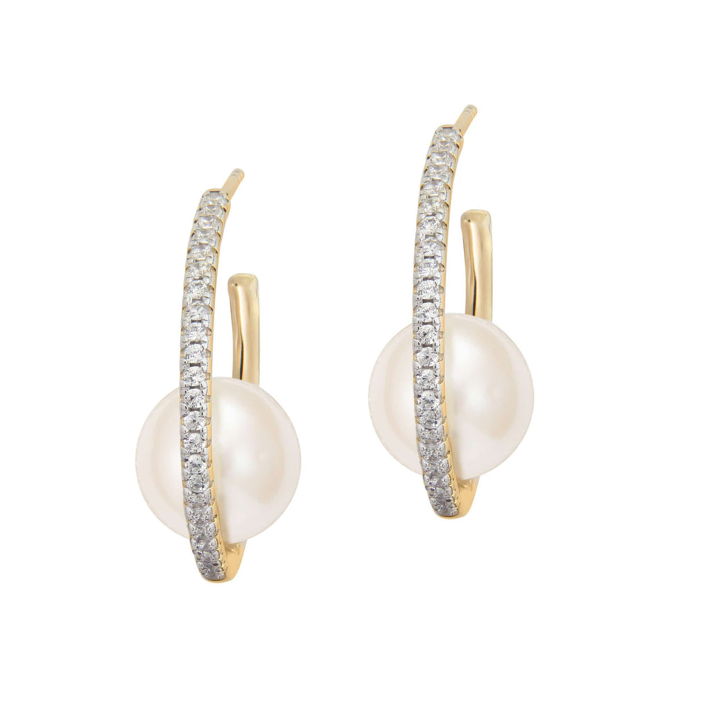 Luxe | Hoop Earrings