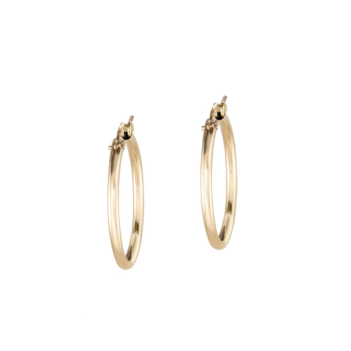 Basic | Hoop Earrings