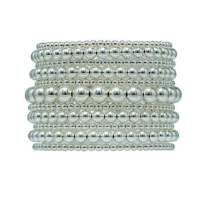 Polished Silver | Stack