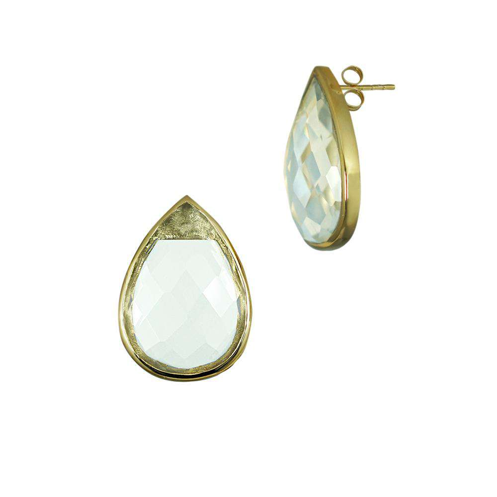 Rock Candy | Teardrop Earrings