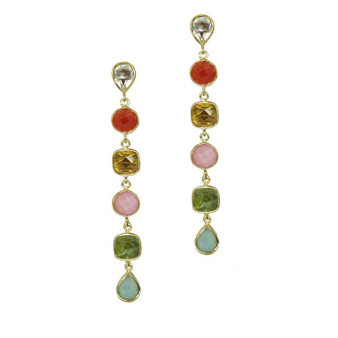 Rock Candy | Drop Earrings