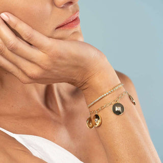Shape Up | Chain Bracelet