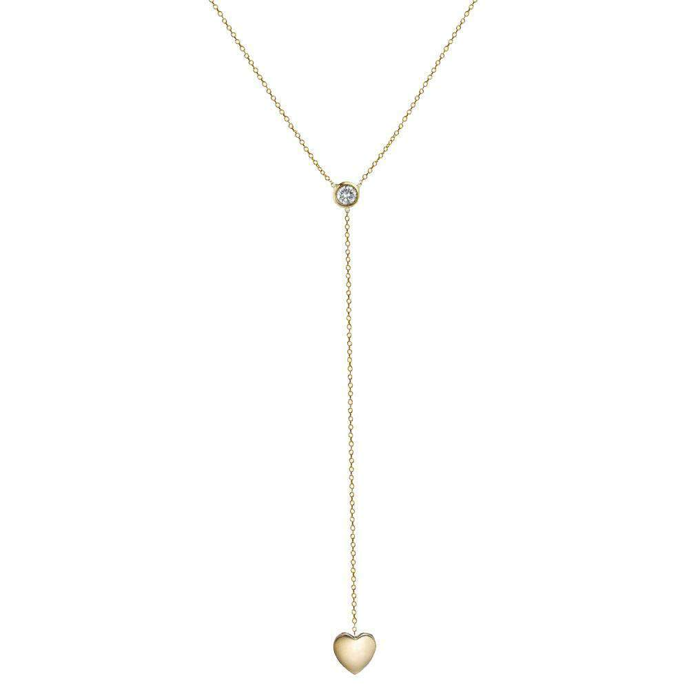 With Love | Y Necklace