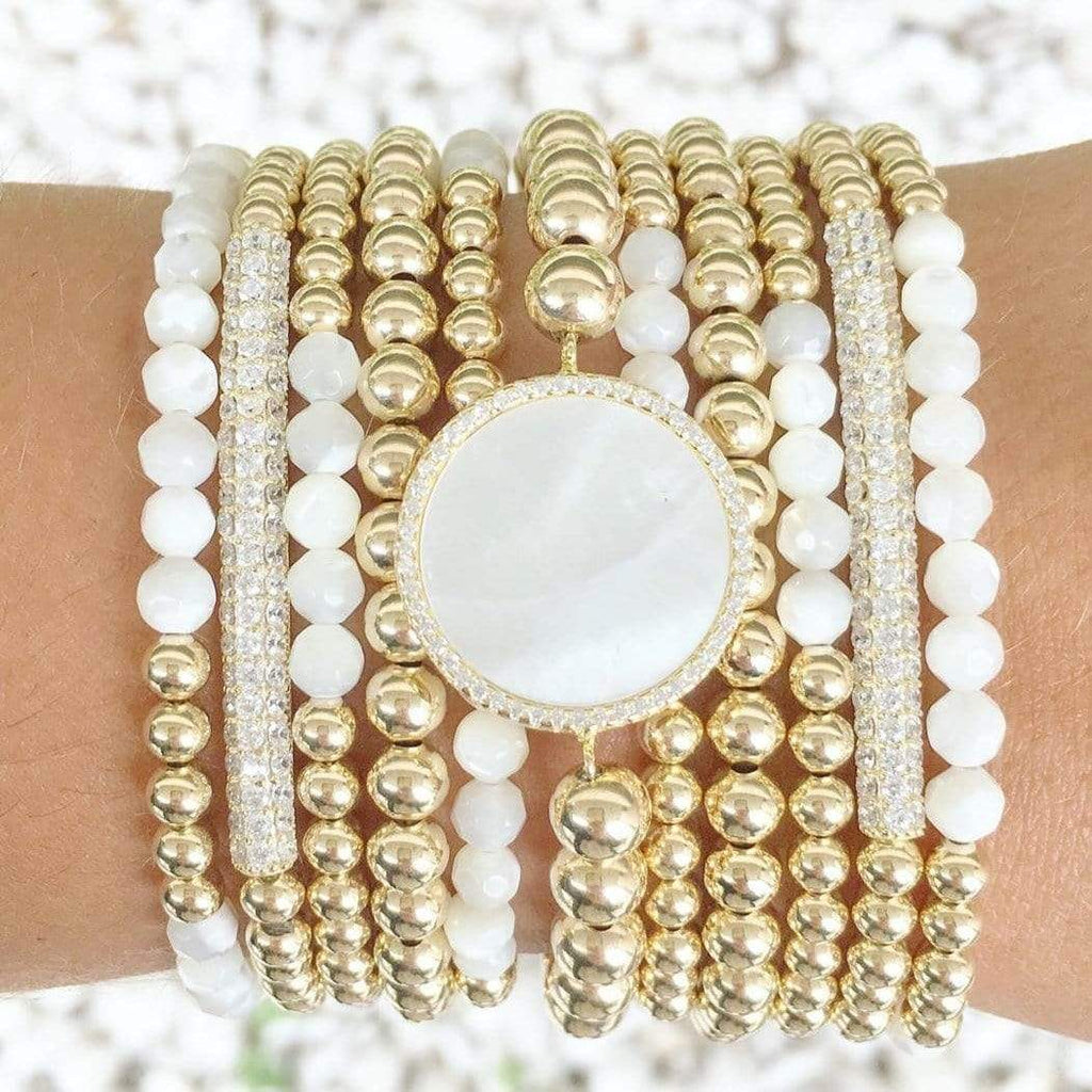 Pearly Whites | Bracelet