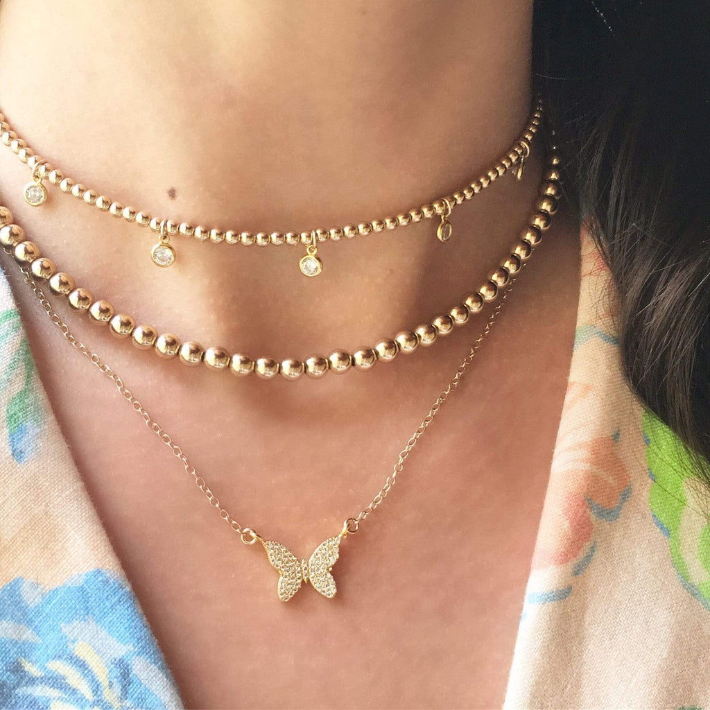 Mariposa | Chain Necklace