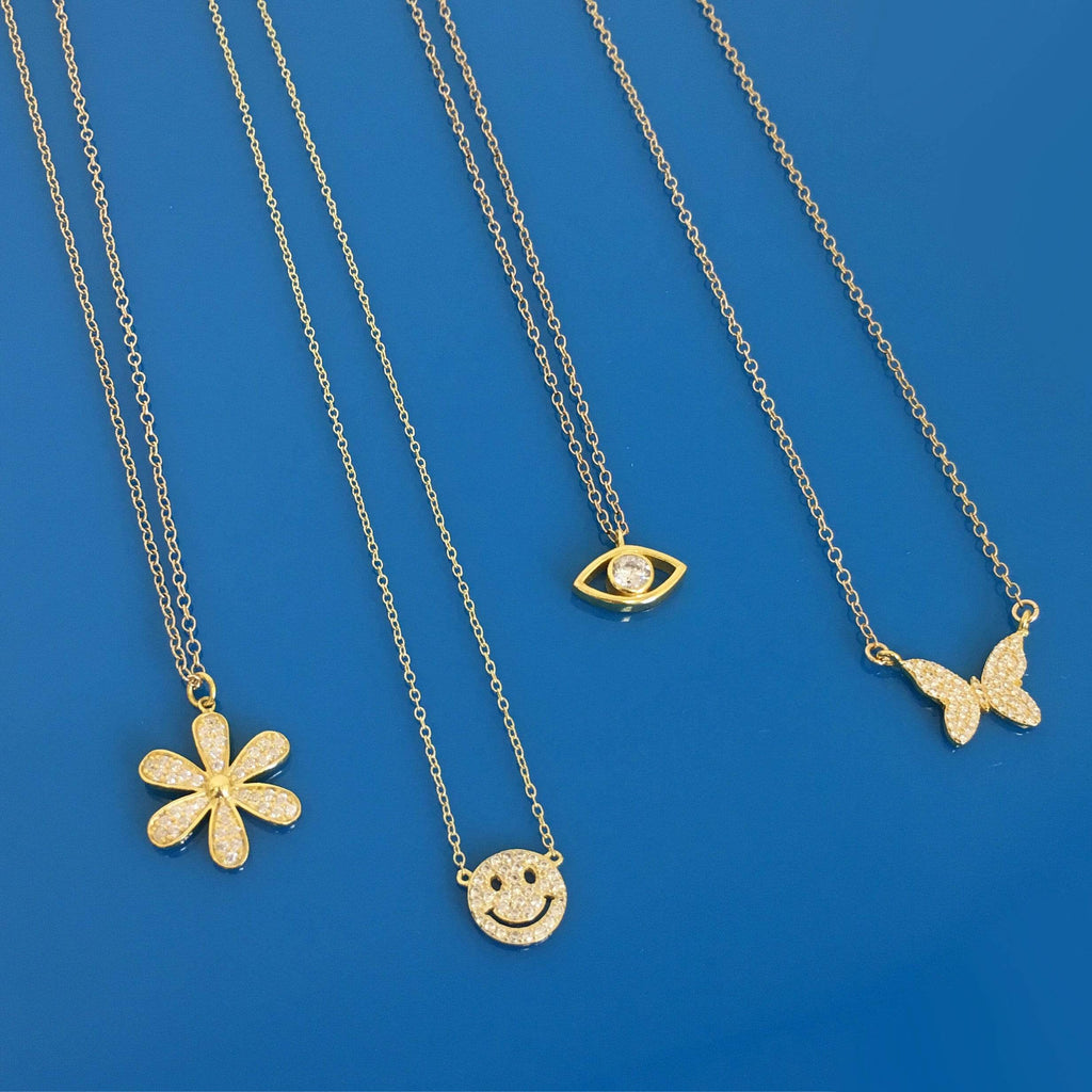 Say Cheese | Chain Necklace