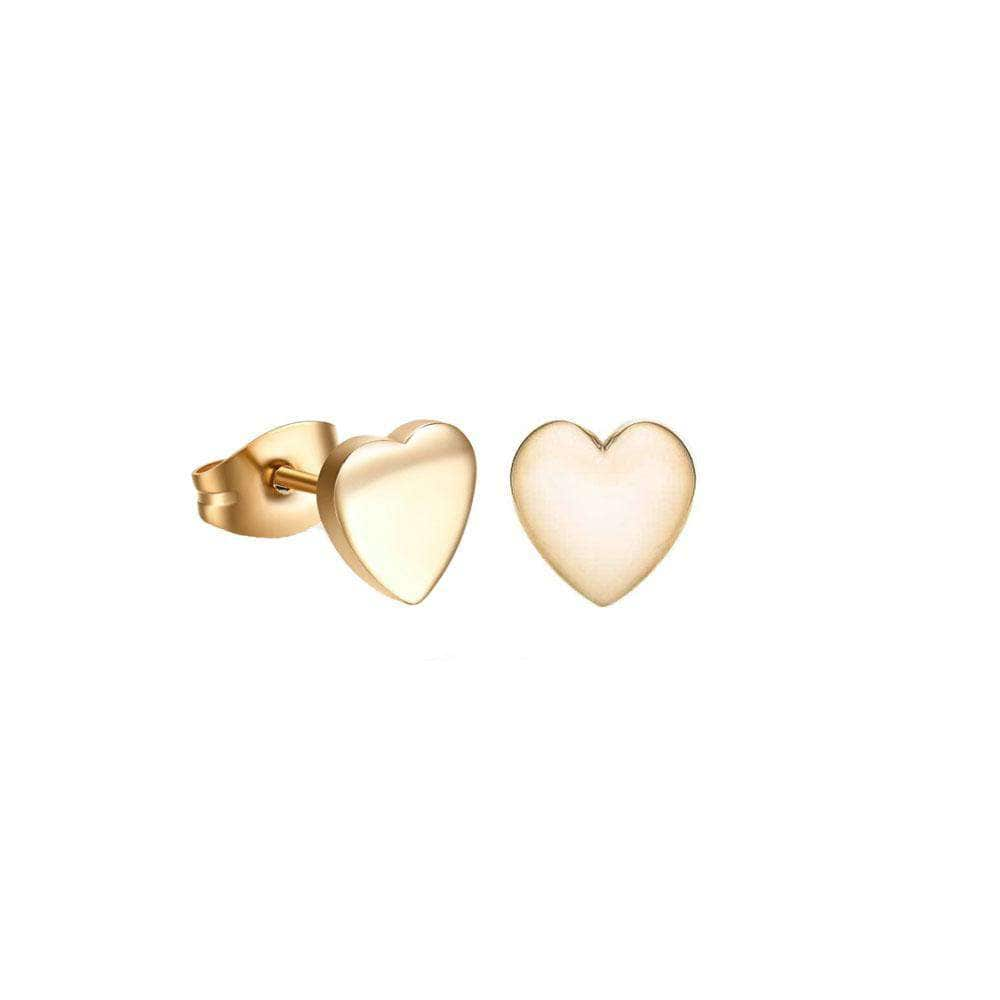 With Love | Stud Earrings