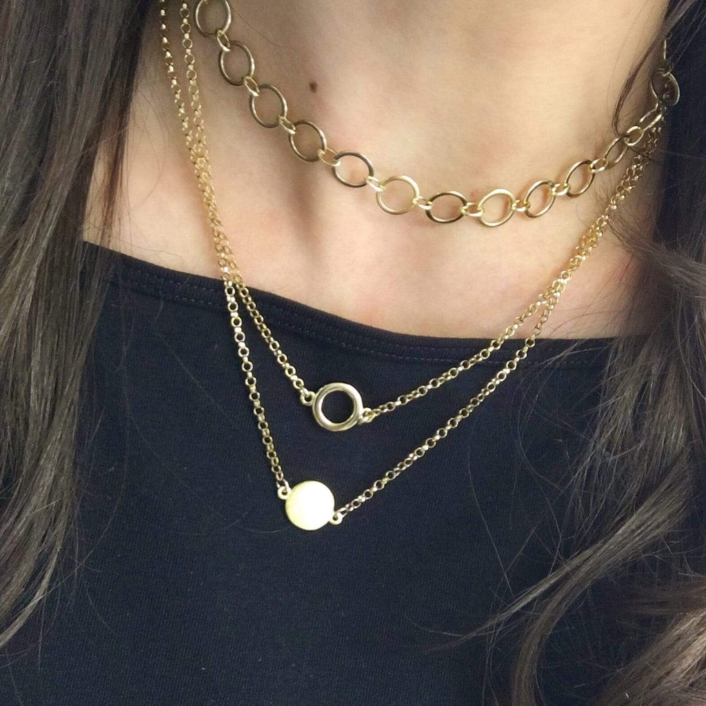 Inner Circle | Chain Necklace