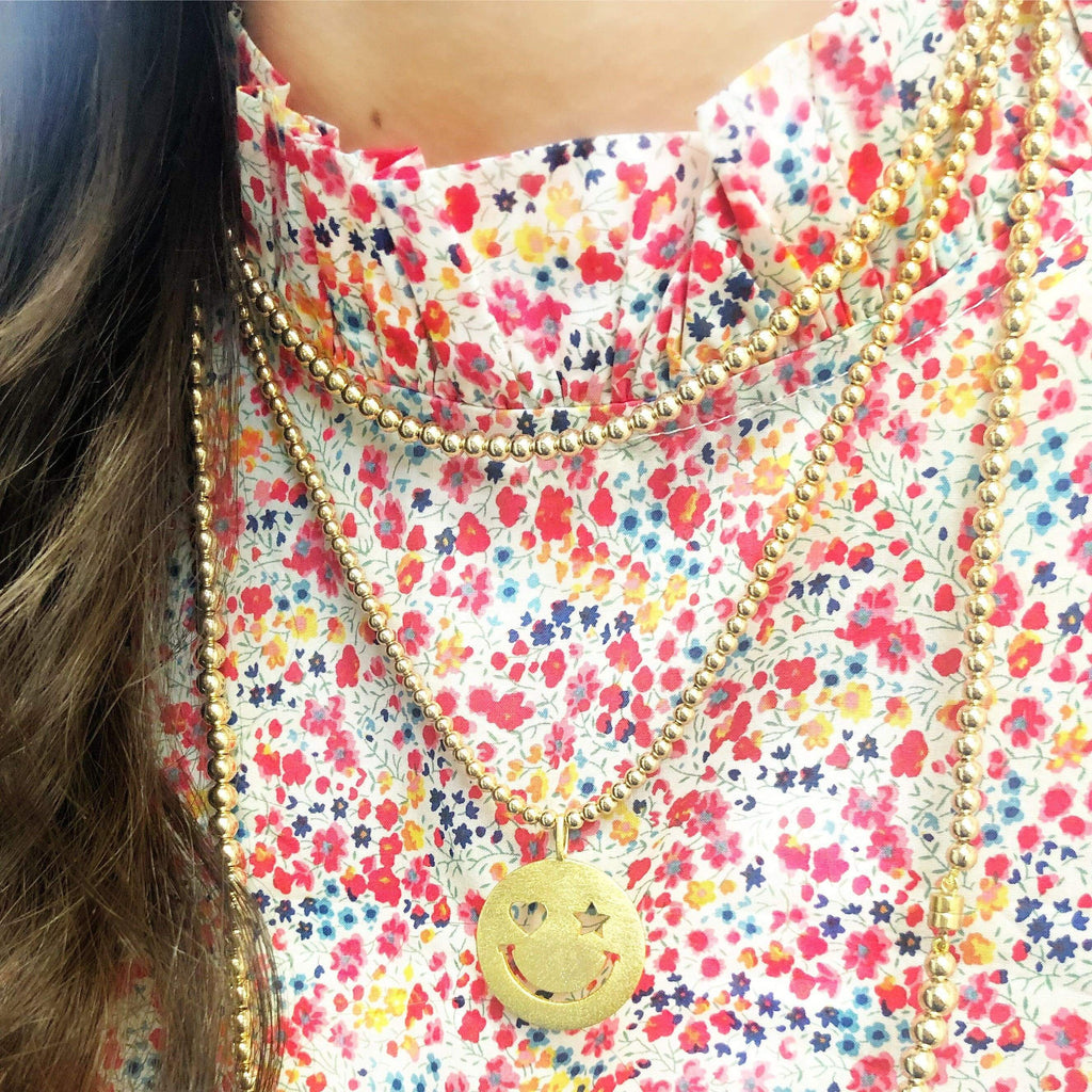 Happy Daze | Pendant Necklace