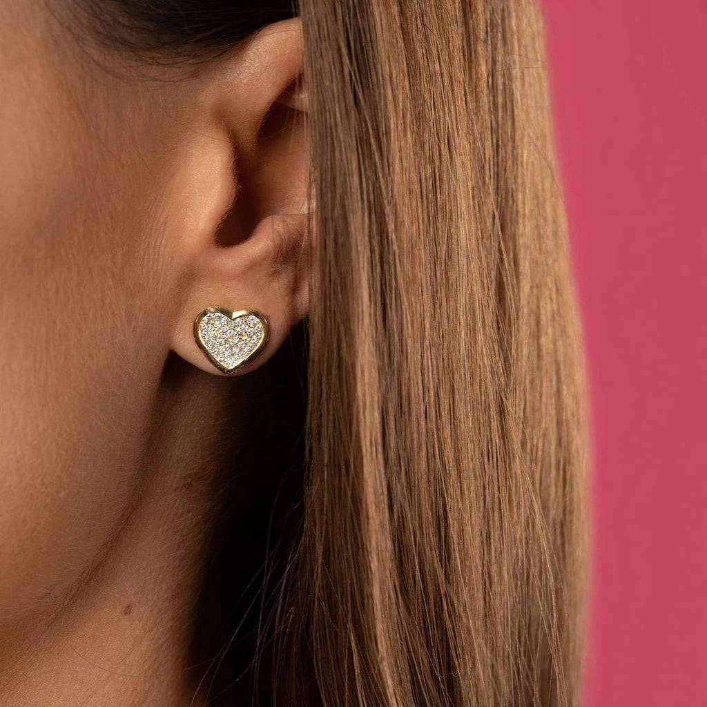 Heart of Gold | Earrings