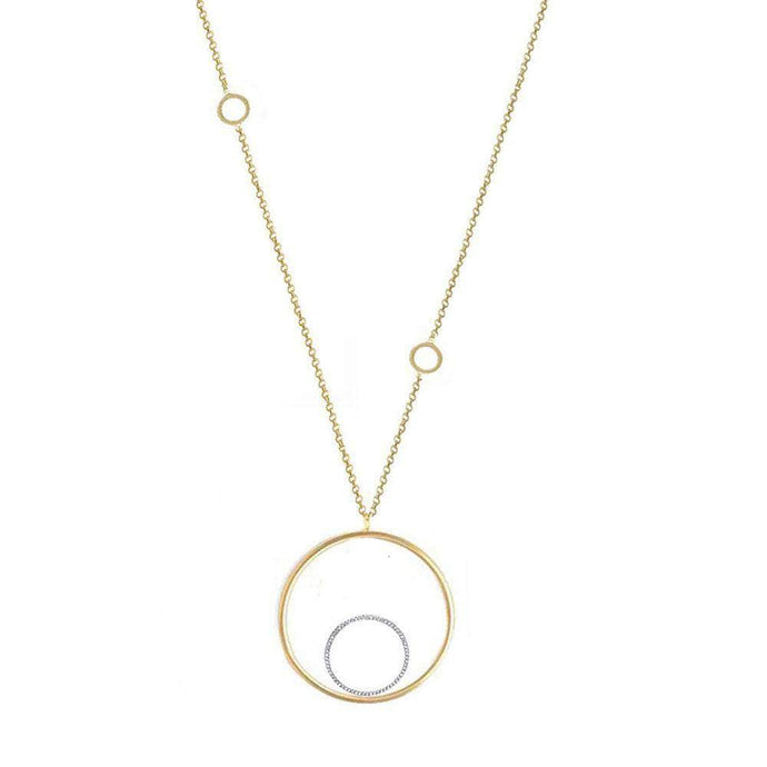 Inner Circle | Long Necklace