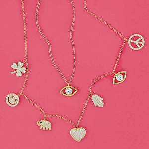 See No Evil | Necklace