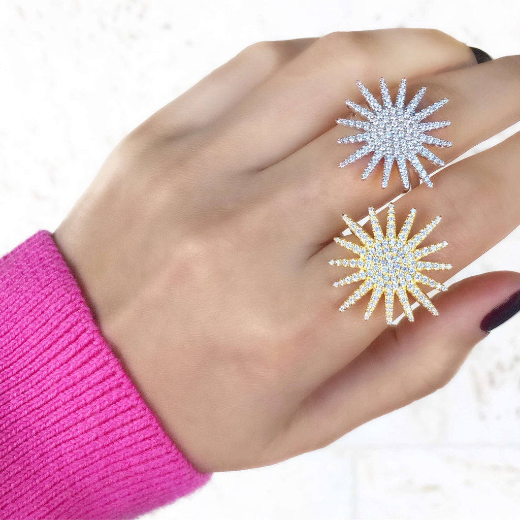 Starburst | Cocktail Ring