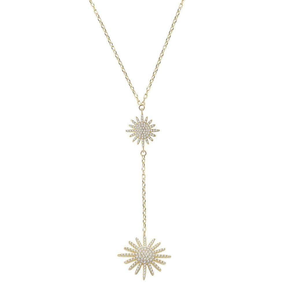 Starburst | Y Necklace
