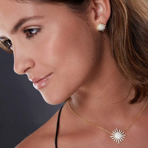 Starburst | Stud Earrings