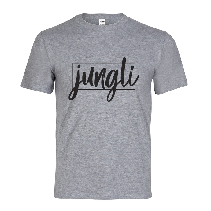 THE JUNGLI MEN'S TEE