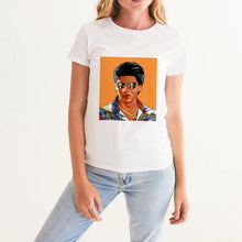 Load image into Gallery viewer, The Mashup Women's Tee - Shah Rukh & Roger