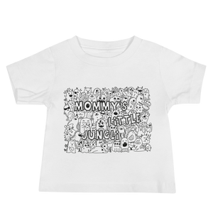 Mommy's Little Jungli Baby Tee