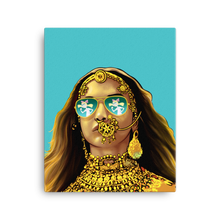 Load image into Gallery viewer, The Mashup Canvas Art - Deepika & Helga