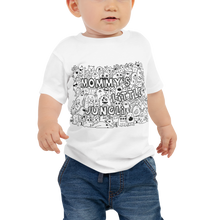 Load image into Gallery viewer, Mommy's Little Jungli Baby Tee