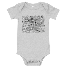 Load image into Gallery viewer, Mommy's Little Jungli Baby Onesie