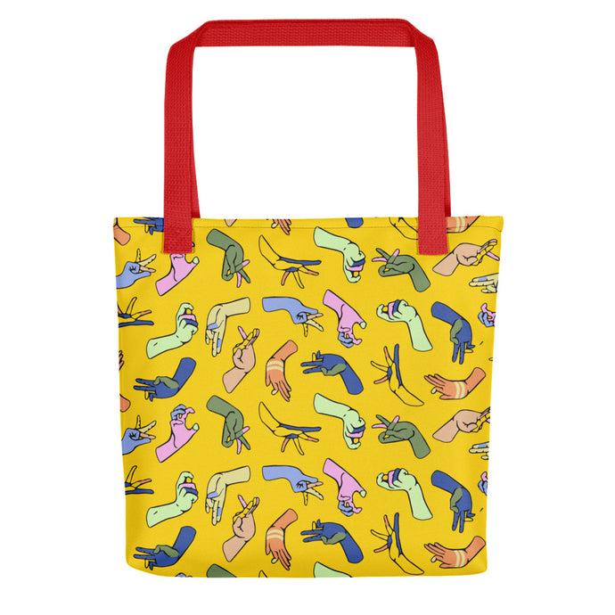 THE MUDRA TOTE - REMIX