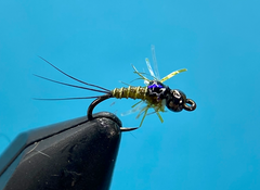 New Fly Tying Videos! Laser Tag Jig, Bloom's Optic Nerve Hare's Ear, & More!