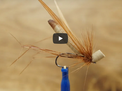 New Tying Videos- Czech Nymph, Adult Cranefly, Hot Tag Jig Nymph