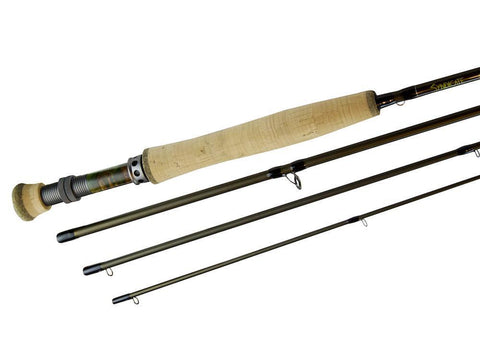 Czech Nymphing Rods