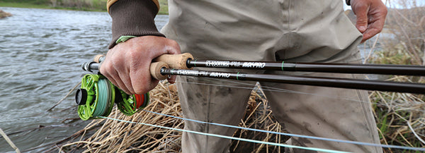 G Loomis IMX Pro Fly Rods