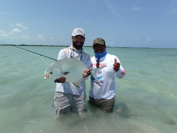 Mexico Fly Fishing Permit- Rods, Reels, Fly Line, Flies