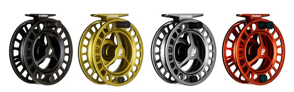 Sage Spectrum Fly Reel Fishing