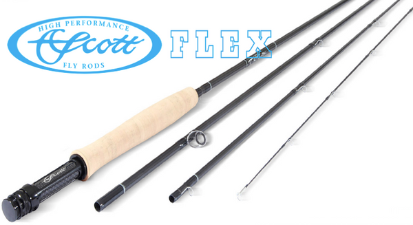Scott Flex Fly Rods