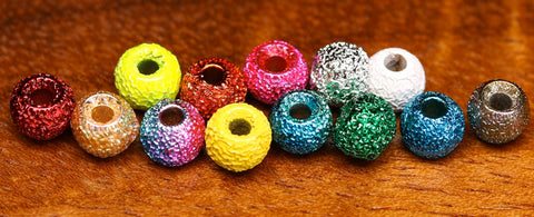 Hareline Dubbin Gritty Tungsten Beads