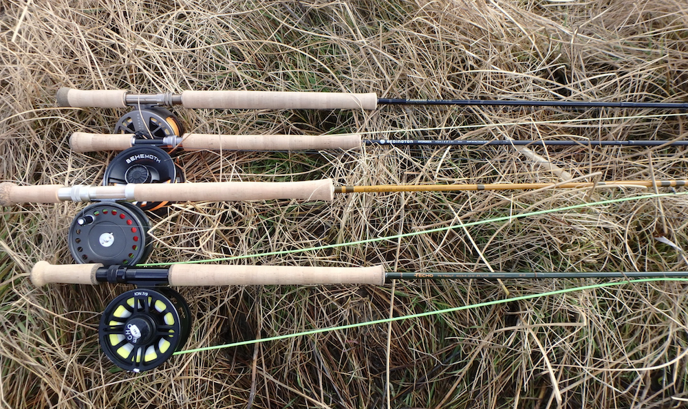 Trout Spey Rod Review Sage Redington Echo