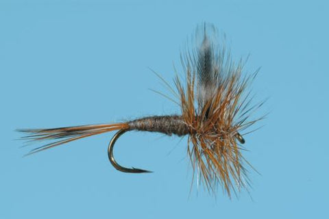 Adams Dry Fly Fly Fishing Trout Flies