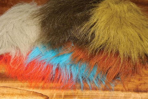 Hareline Extra Select Craft Fur Fly Tying Material Pike Bass Saltwater