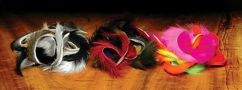 Hareline Dubbin Rabbit Strips Fly Tying 1/8