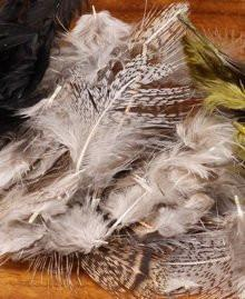 Hareline Hungarian Partridge Feathers