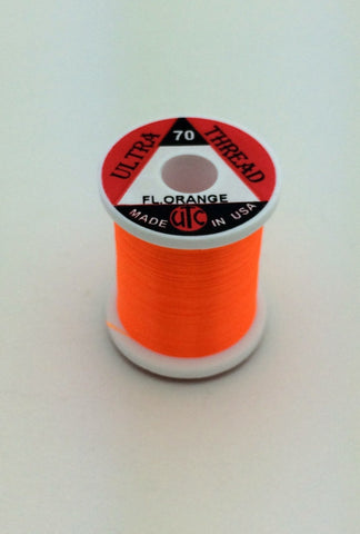 UTC Ultra Thread 70 Denier Fl Orange
