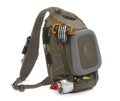 Fishpond Summit Sling Pack Gravel Fishing