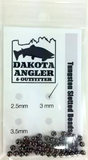 Dakota Angler Slotted Beads Black Nickel